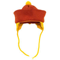 HANDMADE WOOL KNIT CAP