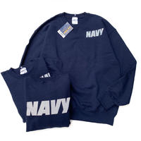 NEW SOFFE U.S.NAVY SWEATER MADE IN USA  size M