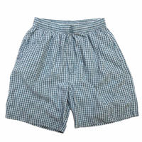 Easy COTTON Check Shorts Size-M