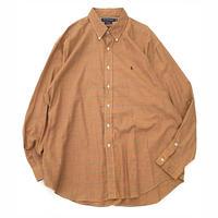🥜Ralph Lauren Golf Check Shirt size XL