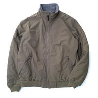 L.L.BEAN FLEECE LINER NYLON JACKET size L