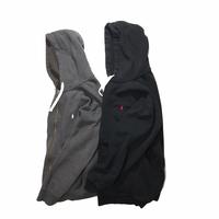 Polo Ralph Lauren Zip-Hoodie Black-size3XLT Gray-SizeXL