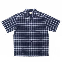 HAGGAR Clothing S/s Shirt Size-M 100%POLYESTER
