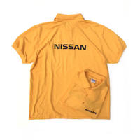 NISSAN Polo shirt Size-XL