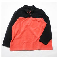 2TONE Pull Over Fleece L~XL程