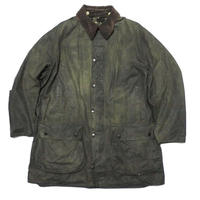 92' Barbour BORDER Oiled Jkt C48 LONG