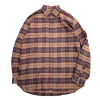 BURBERRY B.D CHECK SHIRT MADE IN USA size XL