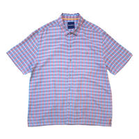 Tommy Bahama Silk Check Shirt size XL