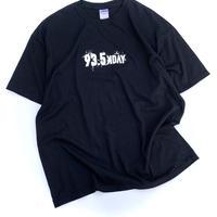 93.5DAY Radio T-shirt size-XL