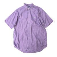 """Polo Ralph Lauren B.D S/s Shirt Size-L """"CLASSIC FIT"""""""
