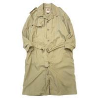 BANANA REPUBLIC NYLON LONG COAT (A)size L