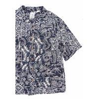 ROUNDTREE & YORKE  RAYON Shirt SIZE-M
