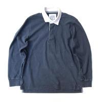 LANDS'END Rugger Shirt Size-M