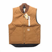 Carhartt Duck Vest Size-M New