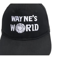 WAYNE'S W🌏RLD Cap