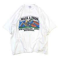 BIG SIZE 1996 WALK A THON T-SHIRT size XXXL