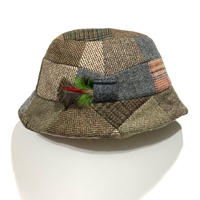 ORVIS PATCHWORK WOOL HAT