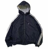 adidas reversible hoodie size XL
