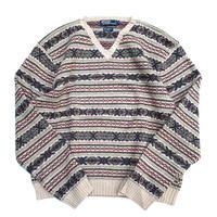 Polo by Ralph Lauren Vneck Knit  size XL