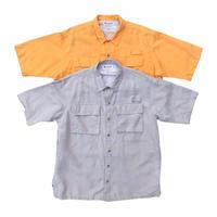 "Columbia Fishing S/s Shirts ""Orange-Size-XL"" ""Baige-Size-L"""