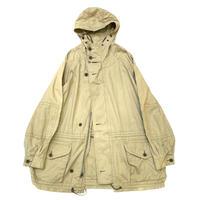 80-90's Banana Republic  Cotton Poplin Coat size M