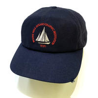 WOODS HOLE OCEAN O GRAPHIC INSTITUTION CAP MADE IN USA