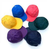 COLOR 6PANEL CAP