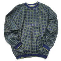 Catalina  NYLON check Pullover Jkt  Size-XL