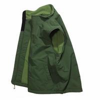 L.L.Bean Fleece Liner Vest Size-M
