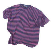Polo by Ralph Lauren border t-shirt size-L