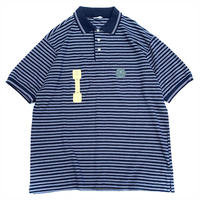 NEW BORDER POLO SHIRT MADE IN U.K. size L
