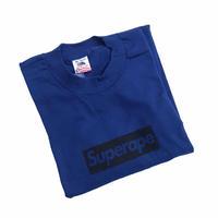 New★ DUBING!! SUPER APE Box Logo Tee  Size- XL
