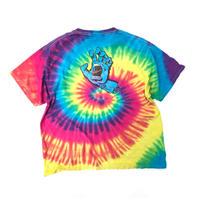 SANTA CRUZ  Tie-dye  T-shirt Size-XL