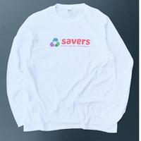 SAVERS L/S T-SHIRT size L