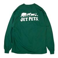 🐘🐆🦓🦜JET PETS L/S T-SHIRT size XL