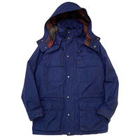 EDDIE BAUER WOOL LINED MOUNTAIN PARKA size L