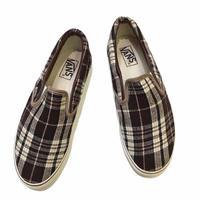 VANS Check Slip-on 90s~00s Size-US10 28cm Dead stock