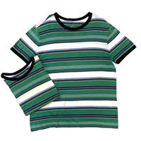 Striped Ringer Tee size XL