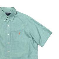 Polo Ralph Lauren🐎 B.D S/s Shirt Size-L