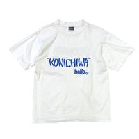 70's Konichiwa Sayonara T-shirt size S程