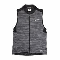 "NIKE  ""Full reflector"" 📸  ""GREY GOOSE DOWN"" Vest Size-M"