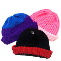 HAND MADE KNIT CAP