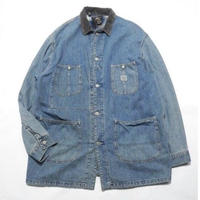 90's RRL COVER ALL MADE IN USA L