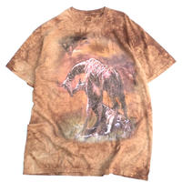 THE MOUNTAIN 🦒 T-shirt Size-XL MADE IN USA