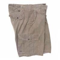 DC SHOES Cargo Shorts Size-w36 100%Cotton