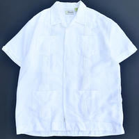 RAYON CUBAVERA SHIRT size XL程