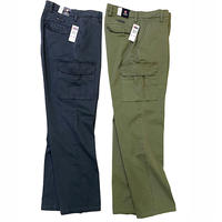NEW CHAPS COTTON CARGO PANTS size 32inch