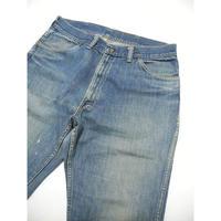 70s~ unknown denim pants w33程
