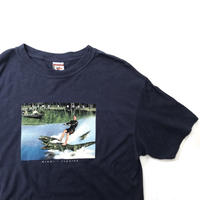 """THE DUCK CO"" LIKE A BOSS T-shirt Size-M"