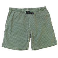 90's GRAMICCI CHECK SHORTS MADE IN USA size M
